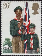 Scout Stamp
